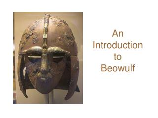 An Introduction to  Beowulf
