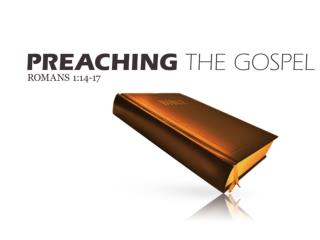 The gospel brings obligation