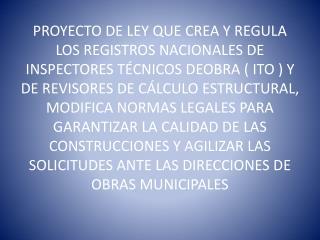 1.- ESTADO ACTUAL DE LA LEY 2.- DISPOSICIONES GENERALES DE LA LEY 3.- COMENTARIOS  4.- CONSULTAS