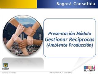 Bogotá Consolida