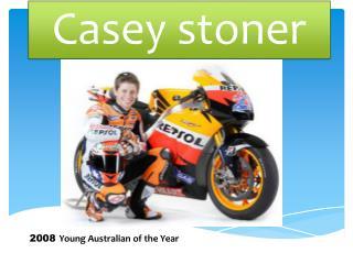 Casey stoner