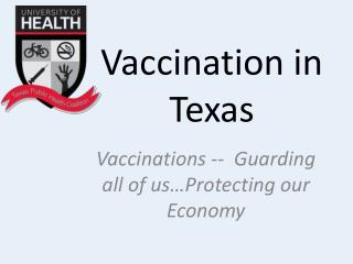 Vaccination in Texas