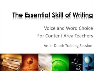 The Essential Skill of Writing