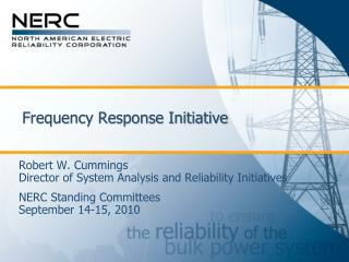 Frequency Response Initiative