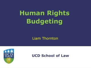 Human Rights Budgeting