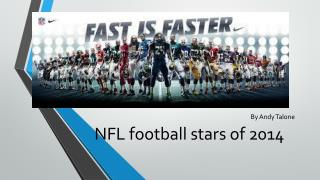 NFL football stars of 2014