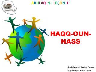 HAQQ-OUN-NASS
