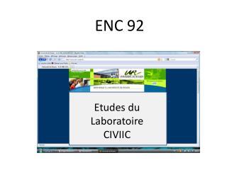 ENC 92