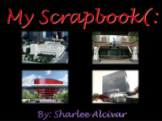 My Scrapbook(: