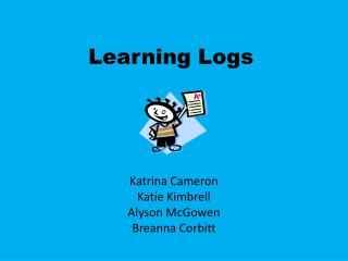 Learning Logs