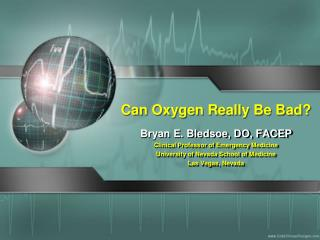 Can Oxygen Really Be Bad?