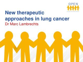 New therapeutic approaches in lung cancer