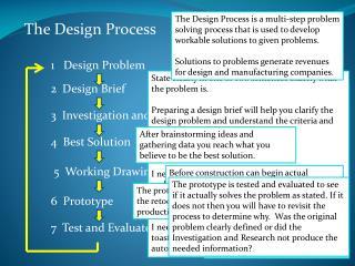 1   Design Problem
