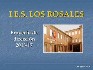 I.E.S. LOS ROSALES
