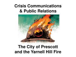 Crisis Communications  & Public Relations