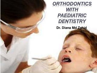 Dr. Diana Md Zahid