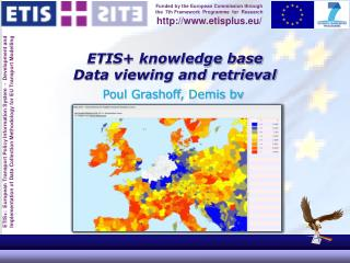 ETIS+ knowledge base  Data viewing and retrieval