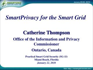 SmartPrivacy for the Smart Grid
