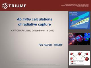 Ab  initio  calculations  of  radiative  capture