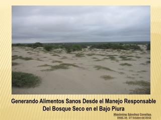 M aximina  S ánchez Coveñas ENAE, 24 - 27 Octubre del 2012