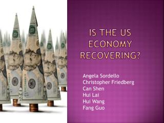 Is The Us Economy Recovering?