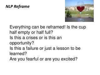 NLP Reframe
