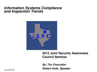 Information Systems Compliance and Inspection Trends