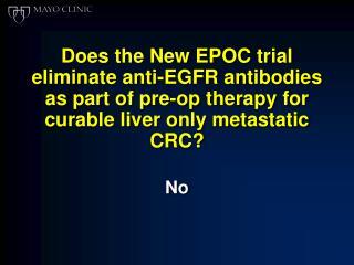 The New EPOC Study