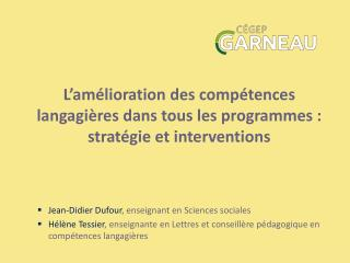 Jean-Didier Dufour , enseignant en Sciences sociales