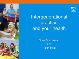 Intergenerational  practice  and your health
