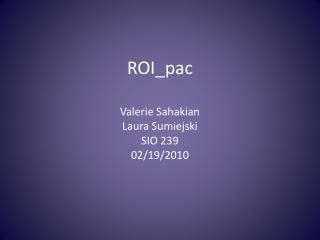 ROI_pac