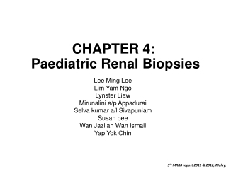 Acute Interstitial Nephritis