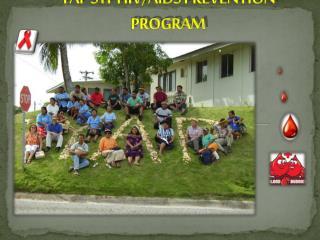 YAP STI   HIV/AIDS  PREVENTION PROGRAM