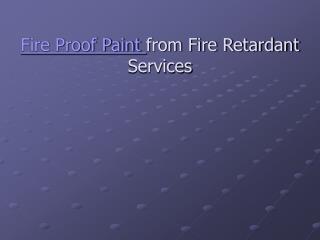 Fire retardant | fire doors