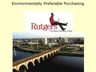 Selected Rutgers Purchasing and Contract Research