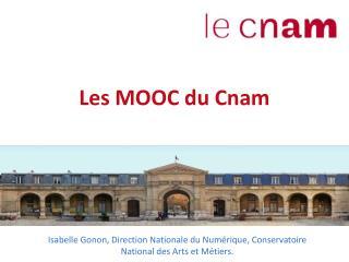 Les MOOC du  Cnam