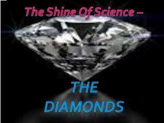 The Shine Of Science –