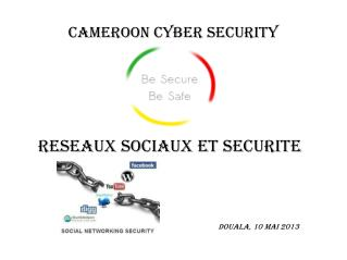 CAMEROON CYBER SECURITY