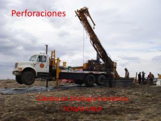 Cátedra de Geología Económica FCNyM -UNLP