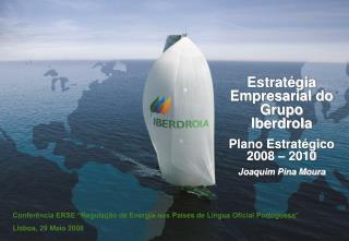 Presentación Plan Estratégico  2008- 2010
