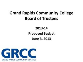 Grand Rapids Community College Board of Trustees