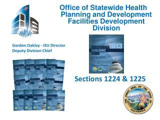 Gordon Oakley - ISU Director Deputy Division Chief