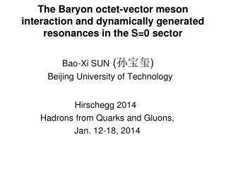 The Baryon octet-vector meson interaction and dynamically generated resonances in the S=0 sector