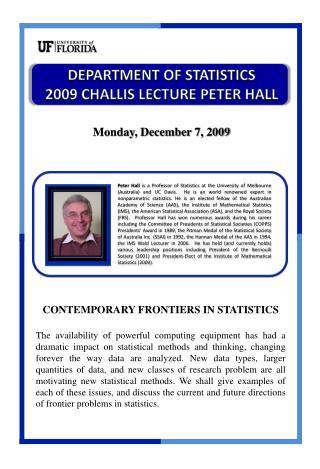 Monday ,  December  7, 2009