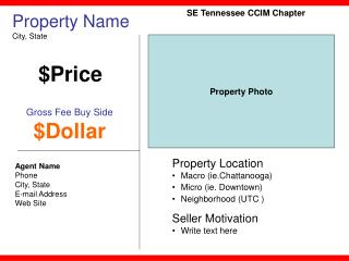 Property Name City, State
