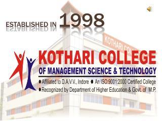 Established in  1998