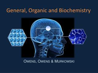 General, Organic and Biochemistry