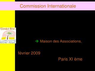 Commission Internationale