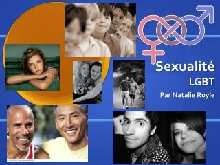 Sexualité LGBT
