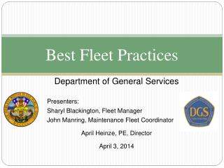 Best Fleet Practices